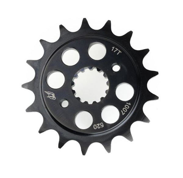 Driven Racing 520 Pitch Steel Front Sprocket '15-'20 Yamaha R1/M/S, '16-'20 MT-10/FZ-10