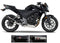 Yoshimura Street R-77 Slip-On Exhaust Systems for '13-'15 Honda CB500F/CBR500R