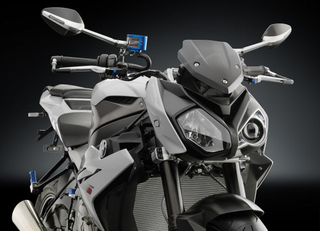 Rizoma Veloce L Mirror with Integrated Indicator - Sports