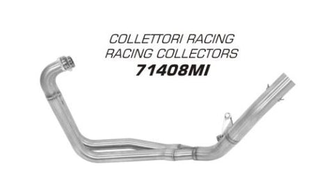 ARROW Stainless Steel Racing Collectors / Headers for 2009-2013 BMW F800R