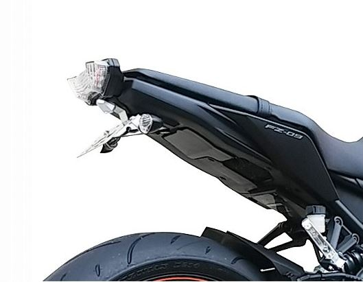 Competition Werkes Standard Fender Eliminator Kit for 2013-2015 Yamaha MT-09 / FZ-09