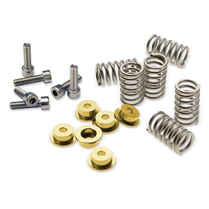 SpeedyMoto Ducati Clutch Springs and Cap Kits - Gold