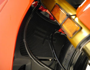 Evotech Performance Radiator Guard 2017+ Ducati Supersport/S