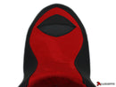 LuiMoto Team Italy Seat Covers For 2013-2015 Ducati Hypermotard
