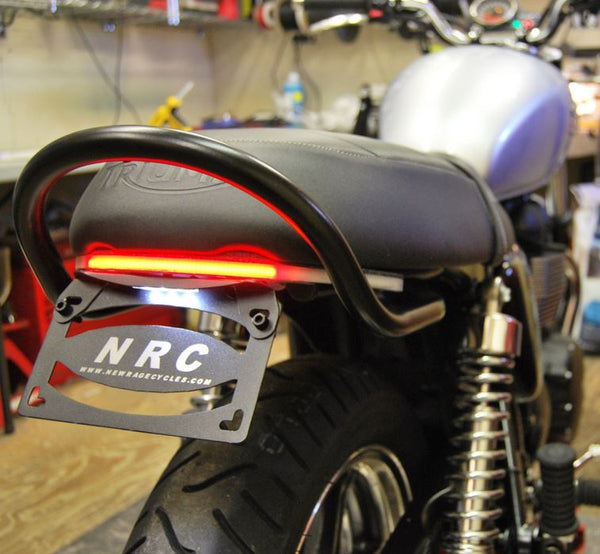 New Rage Cycles Fender Eliminator Kit for Triumph Scrambler