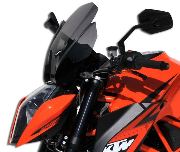 Ermax Sport Windscreen For 2014-2016 KTM 1290 Superduke R
