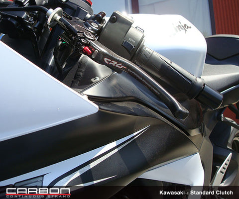 CRG Carbon Fiber Brake & Clutch Levers