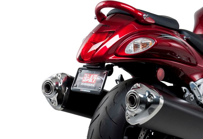 Yoshimura Fender Eliminator Kit for '08-'20 Suzuki GSXR 1300 Hayabusa