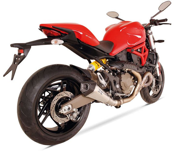 Remus HyperCone Slip-On Exhaust System for 2015+ Ducati Monster 821