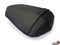 LuiMoto Base Line Seat Cover 2009-2014 Yamaha YZF R1 - CF Black