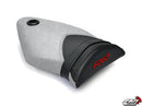 LuiMoto Technik Seat Cover Set 09-11 BMW S1000RR - Gunmetal