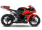 Yoshimura Race RS-5 Stainless w/Carbon Tip Full Exhaust System 2009-2015 Honda CBR600RR