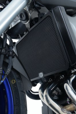 R&G Racing Radiator Guard for 2014-2017 Yamaha FZ-09 / MT-09 / FJ-09 / XSR900