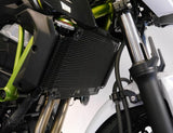 Evotech Performance Radiator Guard 2017-2018 Kawasaki Z650 & Ninja 650