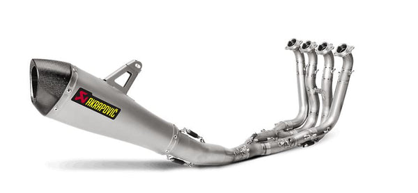 Akrapovic Evolution Line (Titanium) Full Exhaust System '15-'18 BMW S1000RR