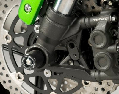 R/&G Spindle Sliders for KAWASAKI Z1000 10-16