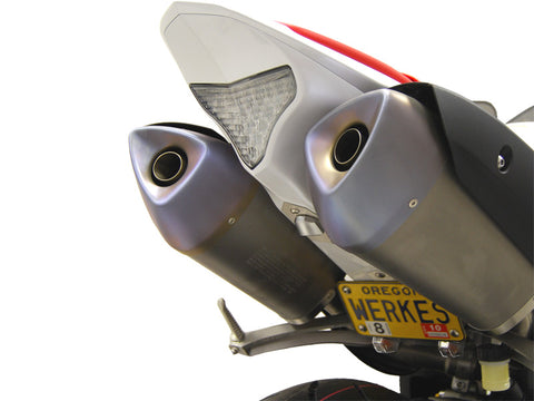 Competition Werkes LTD Fender Eliminator Kit 2009-2012 Yamaha R1