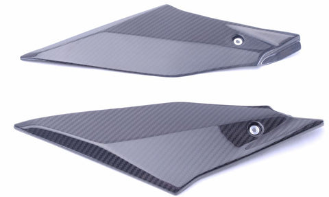 Bestem USA 100% Carbon (Twill) Tank Side Panels for 2015-2016 Yamaha R1/R1M