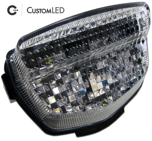 Custom LED Blaster-X Integrated LED Tail Light - Complete Unit '08-'14 Honda CBR1000RR