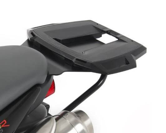 Hepco & Becker Rear Alurack for '07-'12 Triumph Street Triple/R
