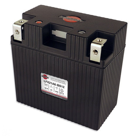 Shorai LFX21L6-BS12 Lithium Battery
