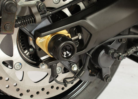 Gilles Tooling AXB Chain Adjuster for 2016+ Yamaha FZ-10 / MT-10 / SP