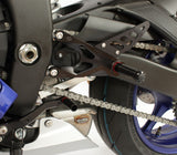 Gilles Tooling FXR Rearsets for 2017- Yamaha R6