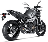 Akrapovic Racing Line (Carbon) Full Exhaust '14-'19 Yamaha FZ-09/MT-09, '16-'19 XSR900