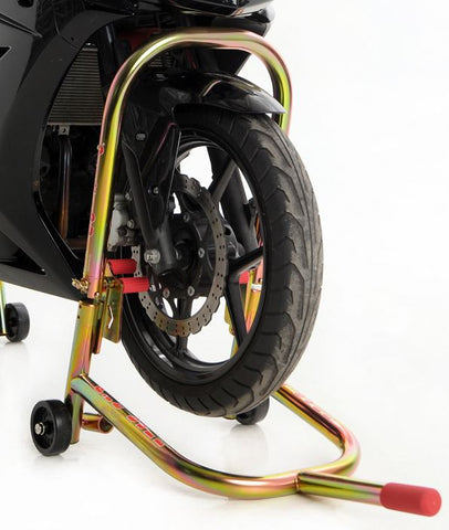 Pit Bull Hybrid Dual Lift Front Stand [F0100-200]