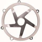 SpeedyMoto Ducati Dry Clutch Five Spoke Engine Cover - Gray