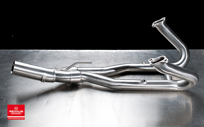 Remus Hexacone Full Exhaust Systems for 2013 BMW R1200GS Liquid Cooled - motostarz.com