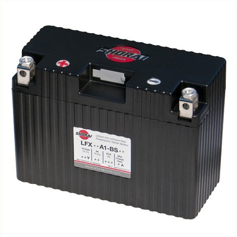 Shorai LFX12A1-BS12 Lithium Battery