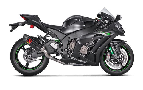 Akrapovic Optional Like Pipe (Titanium) 2016+ Kawasaki Ninja ZX10R | L-K10SO7T