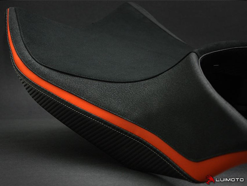 LuiMoto Seat Covers for 2014-2017 KTM 1290 SuperDuke R