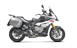 Akrapovic Slip-On Line (Titanium Black) Exhaust System 2015-2016 BMW S1000XR | S-B10SO4-HZDFT