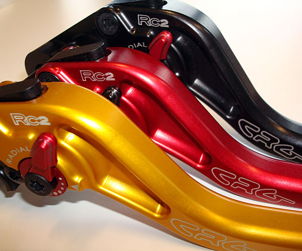 CRG RC2 Brake & Clutch Levers