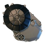 SpeedyMoto Ducati Wet Clutch Cover - Black