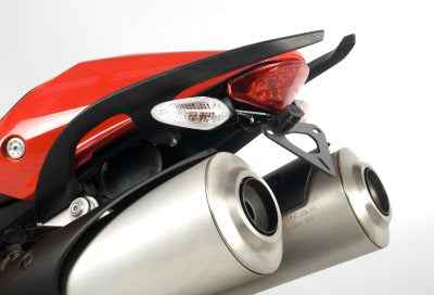 R&G Racing Tail Tidy / License Plate Holder - Ducati Monster 696/796/1100