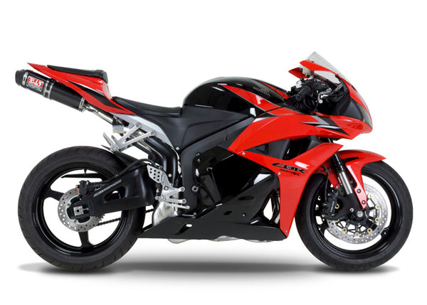 Yoshimura Race RS-5 SS/Carbon Full Exhaust System 2009-2015 Honda CBR600RR