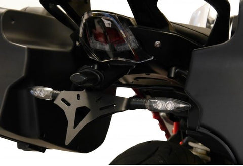 Evotech Performance Tail Tidy/Fender Eliminator Kit 2015-2017 BMW R1200R | bun002620