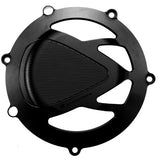 SpeedyMoto Ducati Scudo Clutch Cover - Black