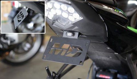 Motodynamic Fender Eliminator for 2009-2016 Kawasaki ZX-6R