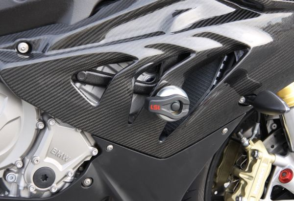 Spiegler LSL Frame Slider Kit for 2012-2014 BMW S1000RR