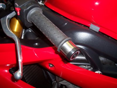 R&G Racing Bar End Sliders For 2006-2014 Triumph Daytona 675 / R