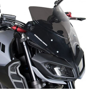 Barracuda Aerosport Windscreen for 2017-2018 Yamaha FZ-09/MT-09