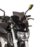 Barracuda Aerosport Windscreen for 2014-2016 Yamaha FZ-09/MT-09