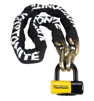 Kryptonite New York Fahgettaboudit Chain 1415  - 5' (150cm)