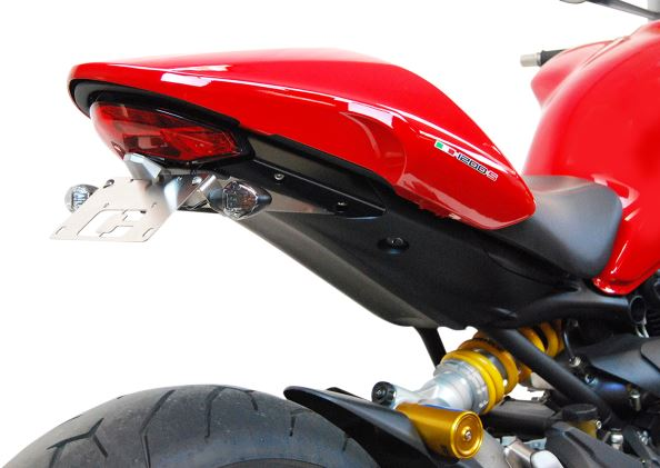 Competition Werkes Fender Eliminator Kit For 2014 2016 Ducati Monster 821 1200
