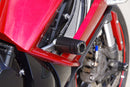 Sato Racing No-Cut Frame Sliders for 2011-2012 Kawasaki Z1000SX (Ninja 1000)