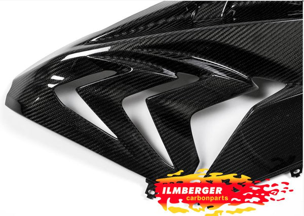 ILMBERGER Carbon Fiber Fairing Side Panel (Right) 2015-2016 BMW S1000RR